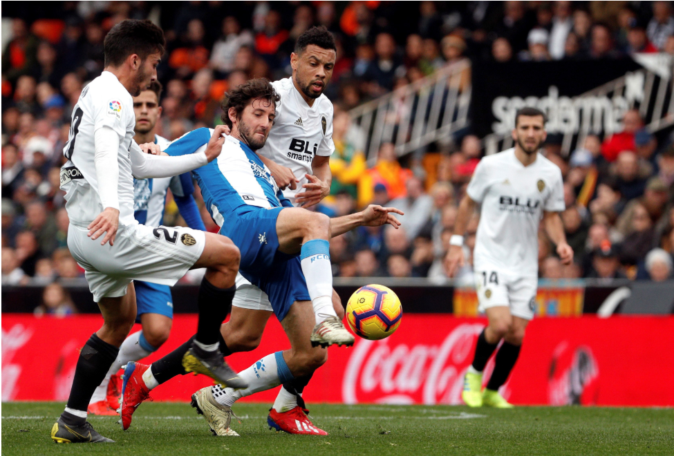 20/21赛季西乙第6轮全场集锦:巴列卡诺1:0西班牙人